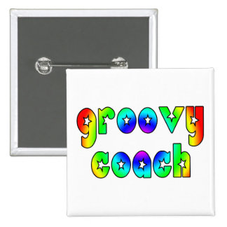 Cool Coaches Birthday Victory Parties Groovy Coach Pins