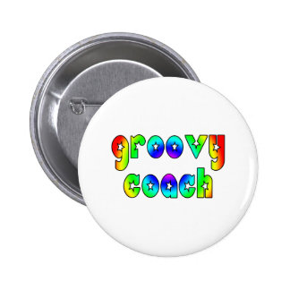 Cool Coaches Birthday Victory Parties Groovy Coach Pin