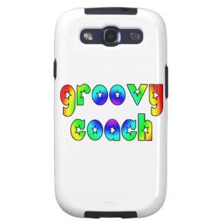 Cool Coaches Birthday Victory Parties Groovy Coach Samsung Galaxy SIII Cover