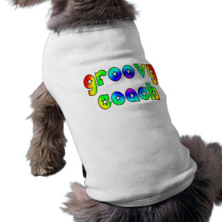 Cool Coaches Birthday Victory Parties Groovy Coach Doggie Tee