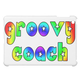 Cool Coaches Birthday Victory Parties Groovy Coach iPad Mini Covers