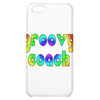 Cool Coaches Birthday Victory Parties Groovy Coach iPhone 5C Cases