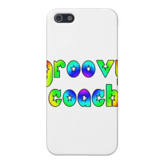 Cool Coaches Birthday Victory Parties Groovy Coach iPhone 5 Case