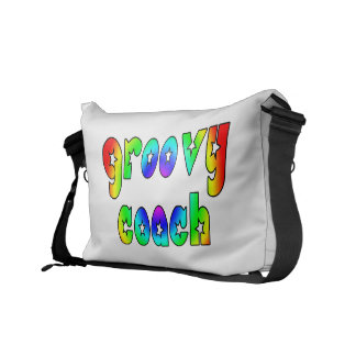 Cool Coaches Birthday Victory Parties Groovy Coach Courier Bags