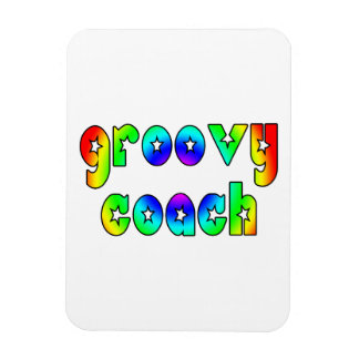 Cool Coaches Birthday Victory Parties Groovy Coach Magnet
