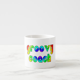 Cool Coaches Birthday Victory Parties Groovy Coach Espresso Cup