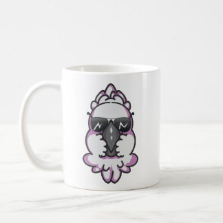Cool cockatoo mug