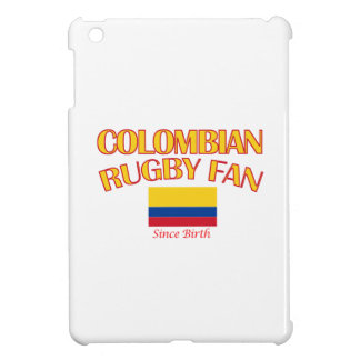 cool Colombian rugby fan DESIGNS iPad Mini Covers