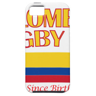 cool Colombian rugby fan DESIGNS iPhone SE/5/5s Case