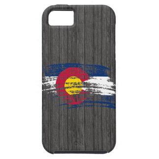 Cool Coloradan flag design iPhone SE/5/5s Case