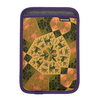 Cool colorful abstract pattern sleeve for iPad mini