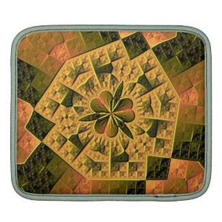 Cool colorful abstract pattern sleeves for iPads