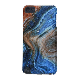 Cool Colorful Agate Closeup With Nacre iPod Touch 5G Case
