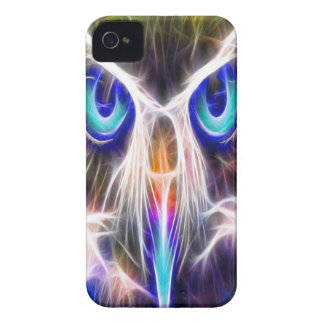 Cool Colorful Owl Blackberry Bold Case