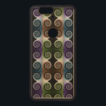 """COOL Colorful Spiral Abstract Pattern Wood Nexus 6P Case<br><div class=""""desc"""">.</div>"""