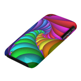 Cool Colourful Spiral iPhone 3G/3GS Case iPhone 3 Cases