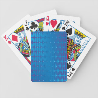Cool colours in Cohesion Bicycle Playing Cards