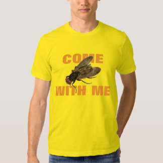Cool Come Fly With Me T-Shirt