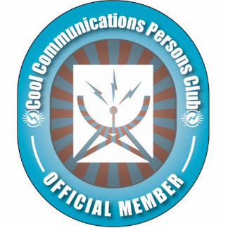 Cool Communications Persons Club Photo Cut Out