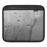 Cool Condensation on Stainless Steel iPad Sleeves