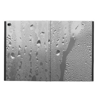 Cool Condensation on Stainless Steel Powis iPad Air 2 Case