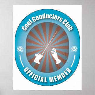 Cool Conductors Club Poster