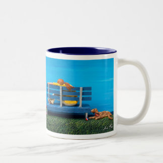 Cool Contemplation Mug