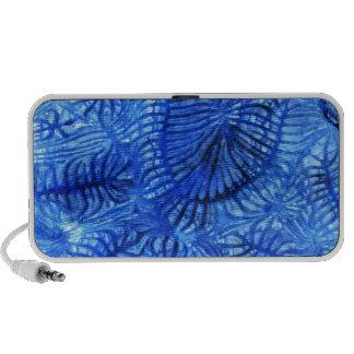 Cool coral iPhone speaker
