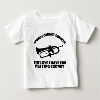 cool Cornet  designs Baby T-Shirt
