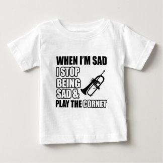 Cool cornet Lovers Designs Infant T-shirt