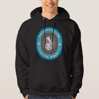 Cool Cornet Players Club Hooded Sweatshirts
