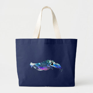Cool Corroded Cuttlefish Tote Bag