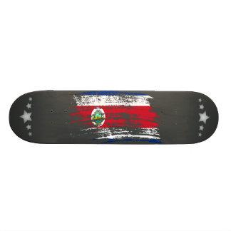 Cool Costa Rican flag design Skate Board Deck