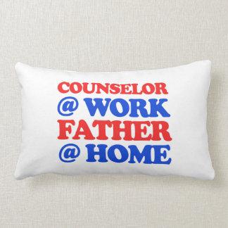 cool COUNSELLOR designs Lumbar Pillow