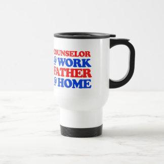 cool COUNSELLOR designs Travel Mug