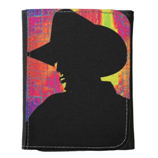 Cool Cowboy Tri-fold Wallet