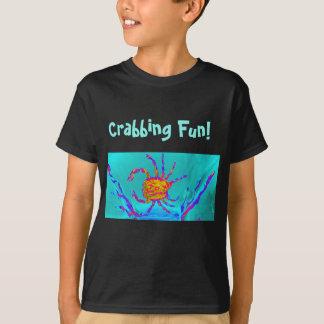 Cool Crab Undersea T-Shirt