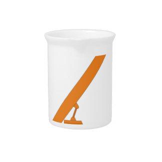 Cool Crane Boy Gift Idea Pitcher