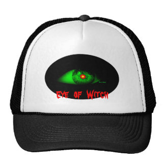 Cool Creepy Bro Halloween Eye of Witch Hat