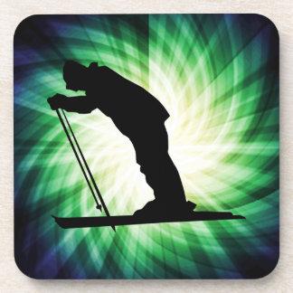 Cool Cross Country Snow Ski Coaster