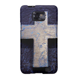 Cool Cross Galaxy SII Cases