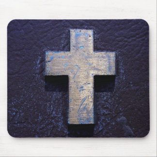 Cool Cross Mouse Pad