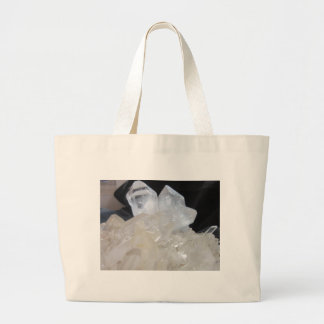 Cool Crystal Cluster Tote Bag