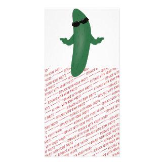 Cool Cucumber Card