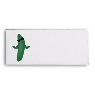 Cool Cucumber Envelope