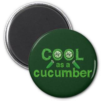 Cool Cucumber magnet