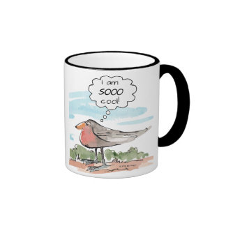 Cool cup, cool bird ringer mug