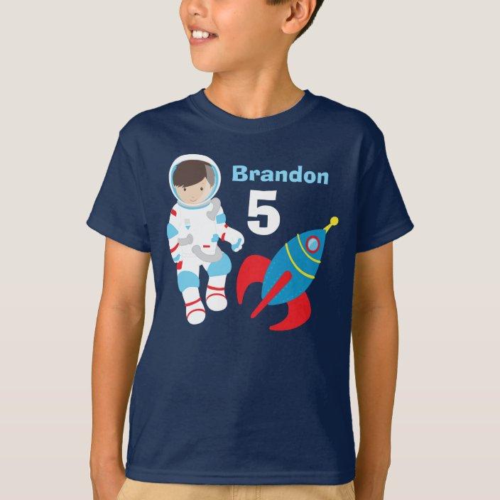 rocket ship birthday shirt Space birthday shirt astronaut birthday shirt spaceship space shirt for kids space birthday party