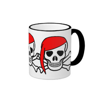 Cool Custom Scull Mug Mug