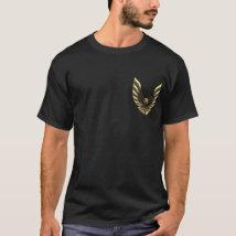 Cool CUSTOM Trans Am bird T-Shirt